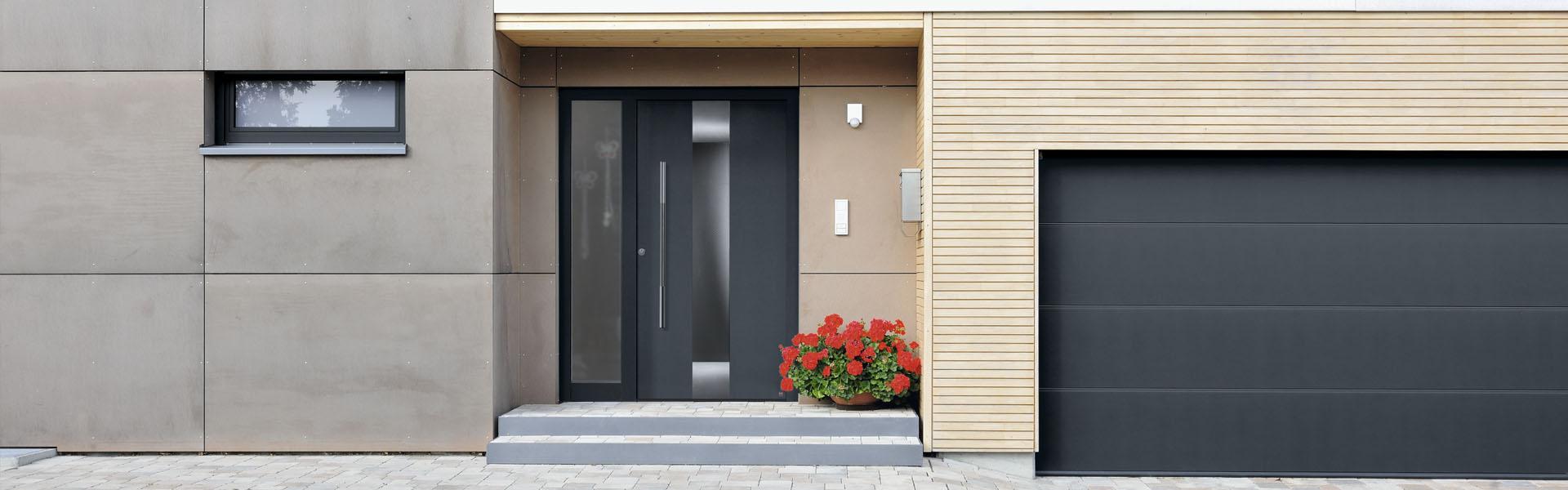 Hörmann Haustüren und Garagentore